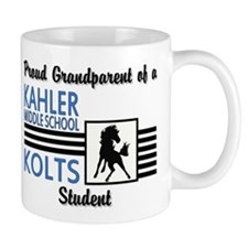 Kahler Grandparent Mug