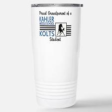 Kahler Grandparent Stainless Steel Travel Mug