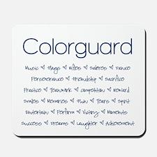 Colorguard Mousepad