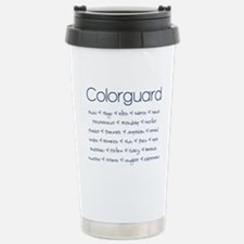 Colorguard Travel Mug