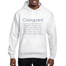 Colorguard Jumper Hoody