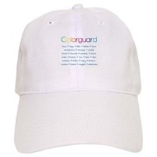 Colorguard Baseball Cap