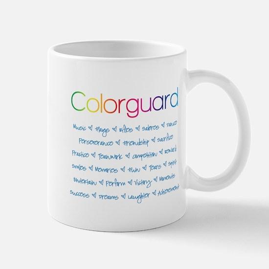 Colorguard Mug