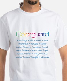 Colorguard Shirt
