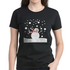 Holiday Snowman T-Shirt