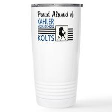 Kahler Alumni Travel Mug