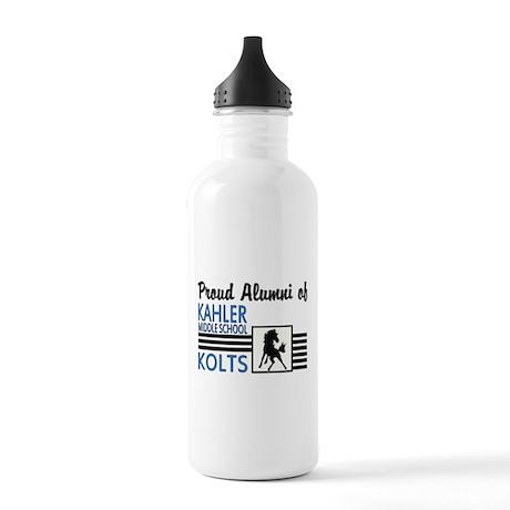 Kahler Alumni Stainless Water Bottle 1.0L