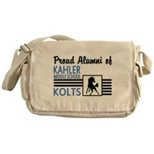 Kahler Alumni Messenger Bag