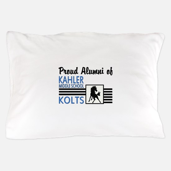 Kahler Alumni Pillow Case