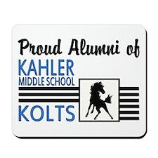 Kahler Alumni Mousepad
