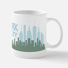 NYC Liberty Skyline lite Mug