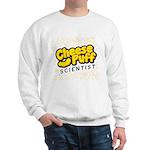 Cheese Puff Scientist Sweatshirt