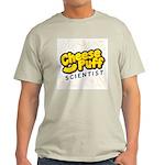 Cheese Puff Scientist Light T-Shirt