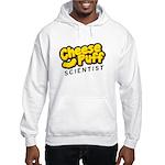Cheese Puff Scientist Hooded Sweatshirt