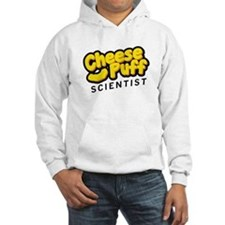 Cheese Puff Scientist Hoodie