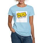 Cheese Puff Scientist Women's Light T-Shirt
