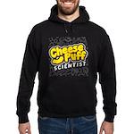 Cheese Puff Scientist Hoodie (dark)