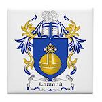Lamond Coat of Arms Tile Coaster