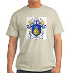 Lamond Coat of Arms Ash Grey T-Shirt