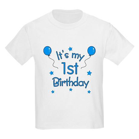 1stbdayblue T-Shirt