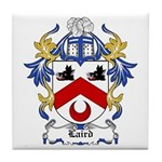 Laird Coat of Arms Tile Coaster
