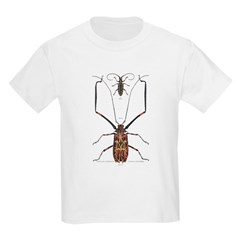 Brazil Beetle Insects Kids T-Shirt