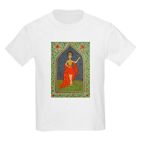 Firebird (Fairy Tale Fashion 1) Kids Light T-Shirt