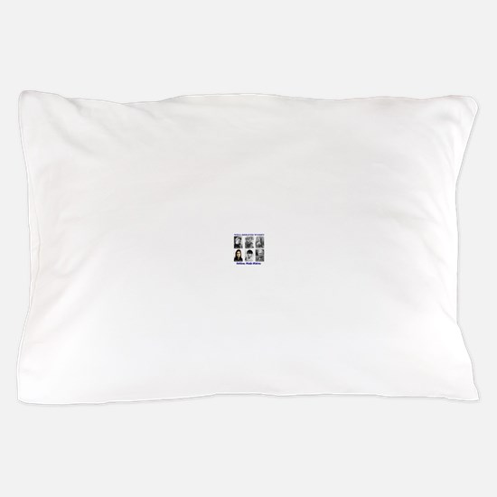 Well-Behaved Women Pillow Case