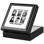 Well-Behaved Women Keepsake Box