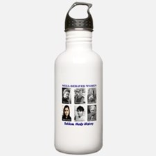 Well-Behaved Women Water Bottle