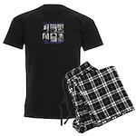 Well-Behaved Women Men's Dark Pajamas