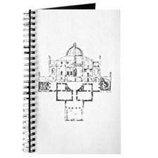 Andrea Palladio Villa Rotunda Journal