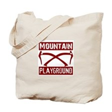 Climbing T-shirt Tote Bag