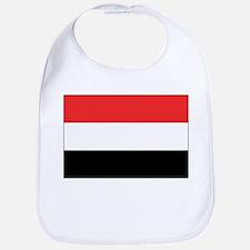 Yemen Flag Picture Bib
