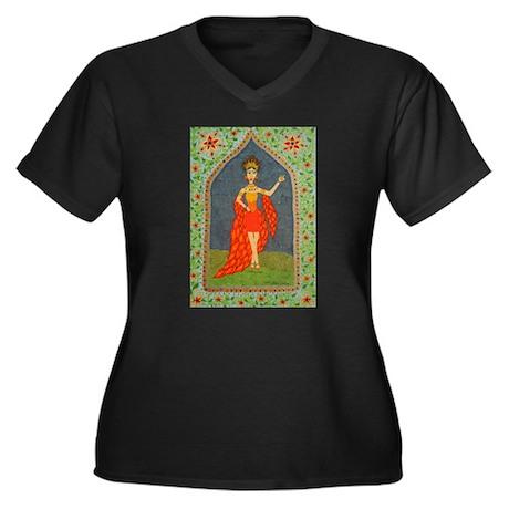 Firebird (Fairy Tale Fashion 1) Women's Plus Size