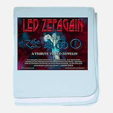 Led Zepagain baby blanket