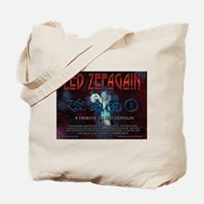 Led Zepagain Tote Bag