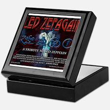 Led Zepagain Keepsake Box