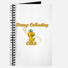 Stamp Collecting Chick #2 Journal