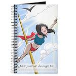 Pole Dancing Adventures Super Journal
