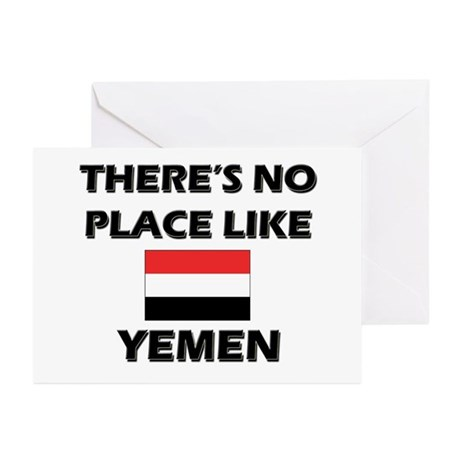 There Is No Place Like Yemen Greeting Cards (Packa