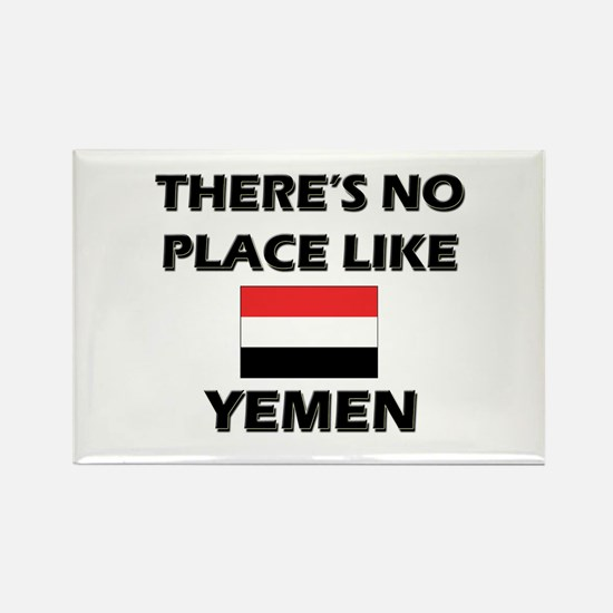 There Is No Place Like Yemen Rectangle Magnet