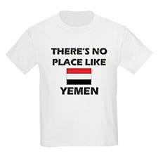There Is No Place Like Yemen Kids T-Shirt