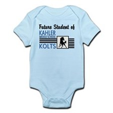 Future Kahler Student Infant Bodysuit