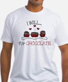Will For Chocolate Shirt