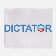 Dictator Throw Blanket
