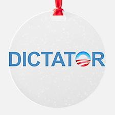 Dictator Ornament