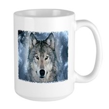 Wolf Mug