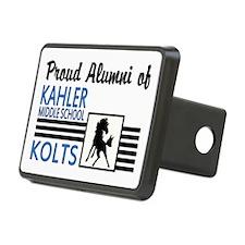 Kahler Alumni Hitch Cover