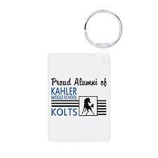 Kahler Alumni Keychains